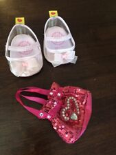 Build A Bear Purse And Shoes, Build A Bear Accessories
