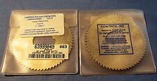 "Controx - 3"" Diam x 0.0469"" Blade Thickness x 1"" Arbor Hole Diam, 64 Tooth Saw"