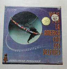 VARIOUS Via Le Por La America Con Los Delfines LP Cisne CI-1205 M SEALED 5D
