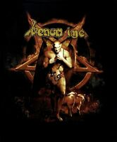 VENOM INC cd cvr Avé AVE / I KNEEL TO NO GOD Official SHIRT MED New pentagram