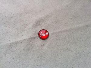 Leica Domed Sticker D10