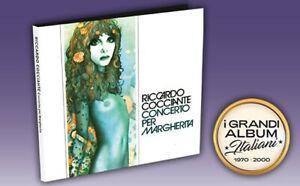 Concerto per Margherita - Riccardo Cocciante, I grandi album Italiani 4, CD