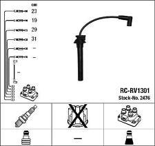 JUEGO CABLES DE ENCENDIDO BUJIAS NGK RC-RV1301            2476