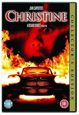 CHRISTINE COLLECTORS EDITION (2005) Keith Gordon, John Stockwell NEW UK R2 DVD
