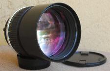 Nikon Nikkor 135mm F2 Manual Focus lens AI-S digital film SLRs EXC glass AIS