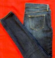 OLD  NAVY ... The  Sweet  Heart ... Bootcut  Denim  Blue  Jeans ... Size  4