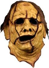 Leatherface 3/4 Skinner Mask Texas Chainsaw Massacre Halloween Costume Accessory