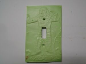 Creature from the black lagoon switch plate . FREE SHIPPING.