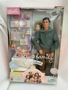 Barbie Happy Family Grandad mint in box