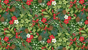 Yuletide Foliage Green