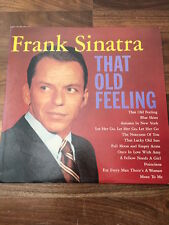 Frank Sinatra - That Old Feeling - VINYL -1982 - Very Good - RARE