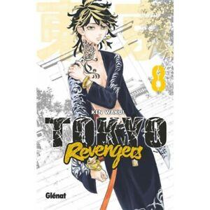 TOKYO REVENGERS - TOME 08--GLENAT--