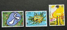 Ireland Year Of The Child Children's Painting 1979 Duck Pond Flower (stamp) MNH