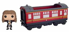 Funko POP Rides: Harry Potter - Hogwarts Express Train car with Hermione Gran...