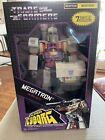Super7 Hasbro Transformers Megatron Super Cyborg