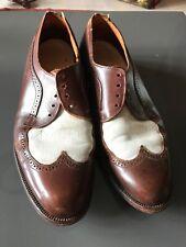 Vintage 1950 Two Tone Shoes Size 8