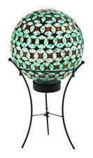 Meadow Creek  Glass  Multi-color  19.6 in. H Gazing Ball