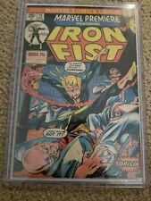 Marvel Premiere #15 (1974)-Origin & 1st Appearance of Iron Fist