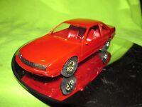1988 Chevrolet BERETTA 88 Dealer Promo red LOOSE DISPLAY PIECE
