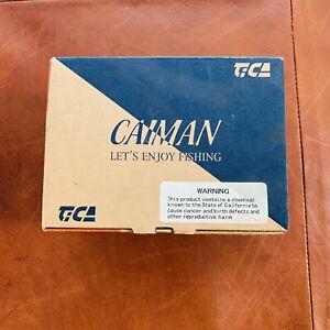 TICA CM150 Caiman Reel NEW IN BOX!
