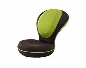 Beautiful Posture Seat Chair GUUUN Green polyurethane urethane foam polyethylene