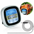 Digital meat thermometer, barbecue thermometer oven thermometer oven smoker