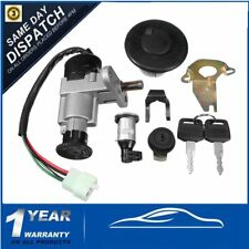 Ignition Switch Key Fuel Tank Cap Lock for GY6 139QMB 49 50 125cc 150cc Scooter