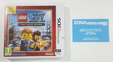 Lego City Undercover, Nintendo 3ds, Pal-Esp, Nuevo