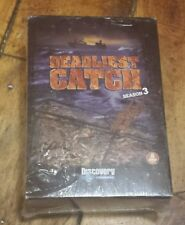 Deadliest Catch: Season 3 DVD Discovery Channel Printing 5-Disc tv show series