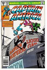 CAPTAIN AMERICA #252 (NM) MISTER HYDE & BATROC Cover Story Appearance! Byrne Art
