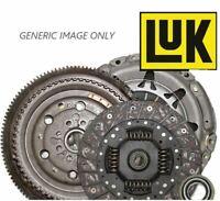 VW TOUAREG 2.5TDi R5 LuK Dual Mass Flywheel & Clutch Kit 174 01/03-05/10 BAC BPE