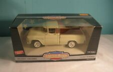 Ertl American Muscle 1/18 Scale Diecast Model, 1955 Chevy 3100 Cameo, 1994, MIB