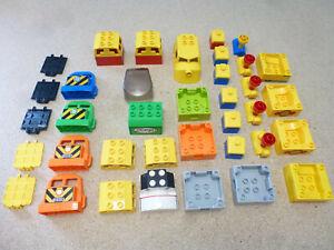 Lego Duplo Eisenbahn Teile Ersatzteile Lok Waggon AUSSUCHEN 028