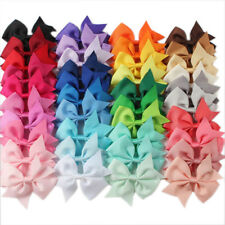 40pcs Kids Baby Girls Children Toddler Flowers Hair Clip Bow Accessories Hairpin