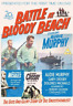 Audie Murphy, Dolores Michaels-Battle at Bloody Beach DVD NUOVO