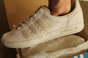 NEW ADIDAS BROOMFIELD SUEDE LEATHER SNEAKER TRAINERS  SIZE 9