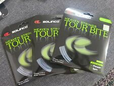3 SETS: New- Solinco Tour Bite 19g