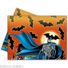 120cmx180cm DC Comic BATMAN Gotham Hero Children's Party Plastic Table Cover