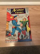 ACTION COMICS #354 NICE COVER F TO F+