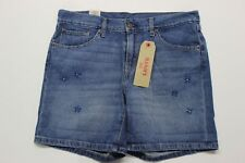 Levi's Women Classic Jeans Shorts Size 31, Mid Rise, Comfortable Through Hip NWT