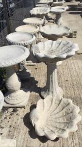 Concrete Birdbath / Bird Baths