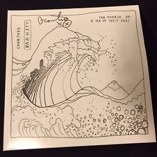 "COURTNEY BARNETT  ""A Sea Of Split Peas"" Signed Vinyl Record Album With Proof"