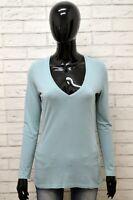 Maglia CONTE OF FLORENCE Donna Taglia Size S Maglietta Blusa Shirt Woman Cotone