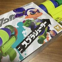 Nintendo Splatoon Splattershot Splashooter S Water Gun Blue Boy 28cm Japan