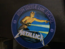 Metallica ‎– Run With The Devil (Part Two) CD Box In Metallo numerato