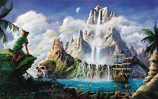 Peter Pan Poster Length :1200 mm Height: 700 mm  SKU: 1164