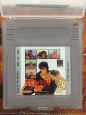Fist of the North Star Original Nintendo Gameboy Tested Auth.