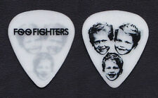Foo Fighters Chris Shiflett White Guitar Pick - 2011-2012 Wasting Light Tour