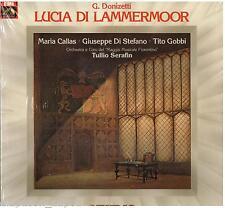 Donizetti: Lucia Di Lammermoor / Serafin, Callas, Di Stefano, Gobbi - LP Emi
