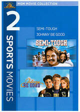 Semi-Tough/Johnny Be Good (DVD, DOUBLE FEATURE)